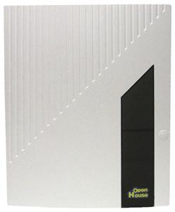 """Open House HD-18 18"""" Hinged Enclosure Cover"""
