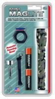 MagLite - AA Mini Mag Camo Flashlight Combo Pack
