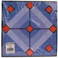 Accu Blue Diamond Paper target 10X10