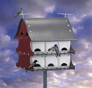 Purple Martin Houses by S&K Manufacturing