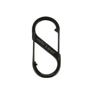 Nite-ize S-Biner Univeral Clip, Size 2, Black