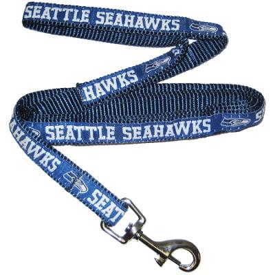 Seattle Seahawks NFL Dog Leash - Medium