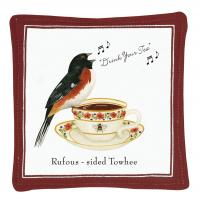 Alice's Cottage Towhee Single Mug Mats
