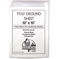 Liberty Mountain Poly Ground Sheet - 10 X 10