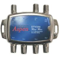 Eagle Aspen DTV3X4 DIRECTV-Approved 3 In/4 Out Multi-Switch