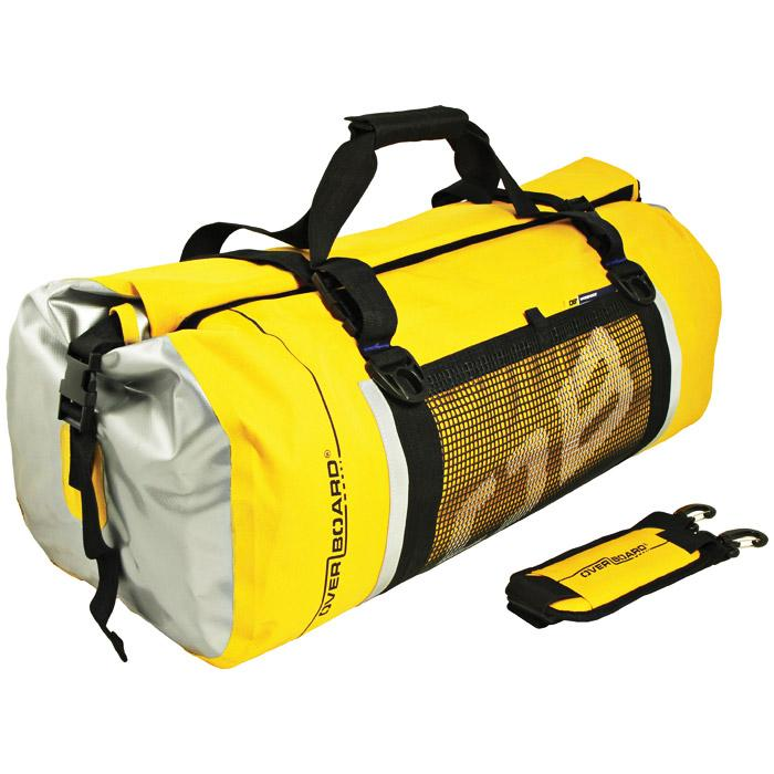 Overboard Gear Waterproof Duffel Bag 60 L Ylw
