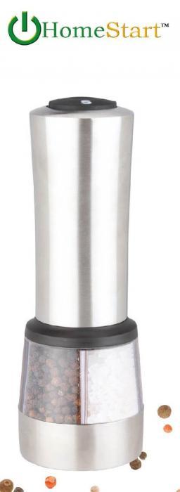 HomeStart Electric Salt & Pepper Grinder