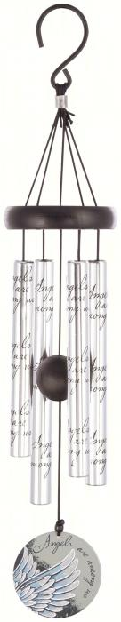 Carson Angels 21 inch Sonnet Wind Chime