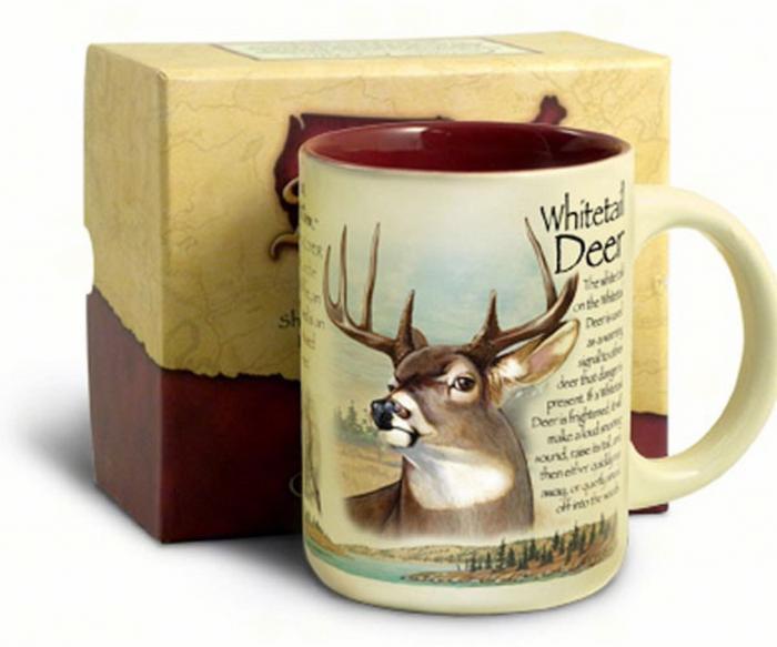 American Expeditions Deer 15 Ounce Mug