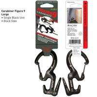 Nite-ize Large Carabiner Single Pack / Black Gates