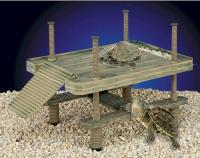 Reptology Large Turtle Pier