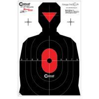 Silhouette Dual Zone Target 8pk