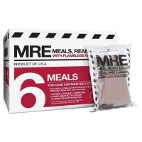 Meal Kit Supply Mre 2 Course Meal, 6 Pack