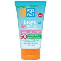 Baby's First Kiss SPF 50 Lotion