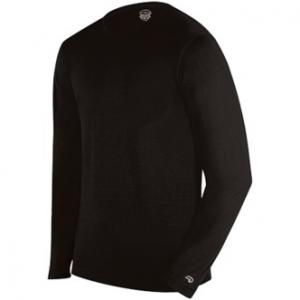 Duofold Varitherm LongSleve Midweight 4way Youth Black Large Thermal