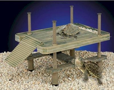 Reptology Large Turtle Pier