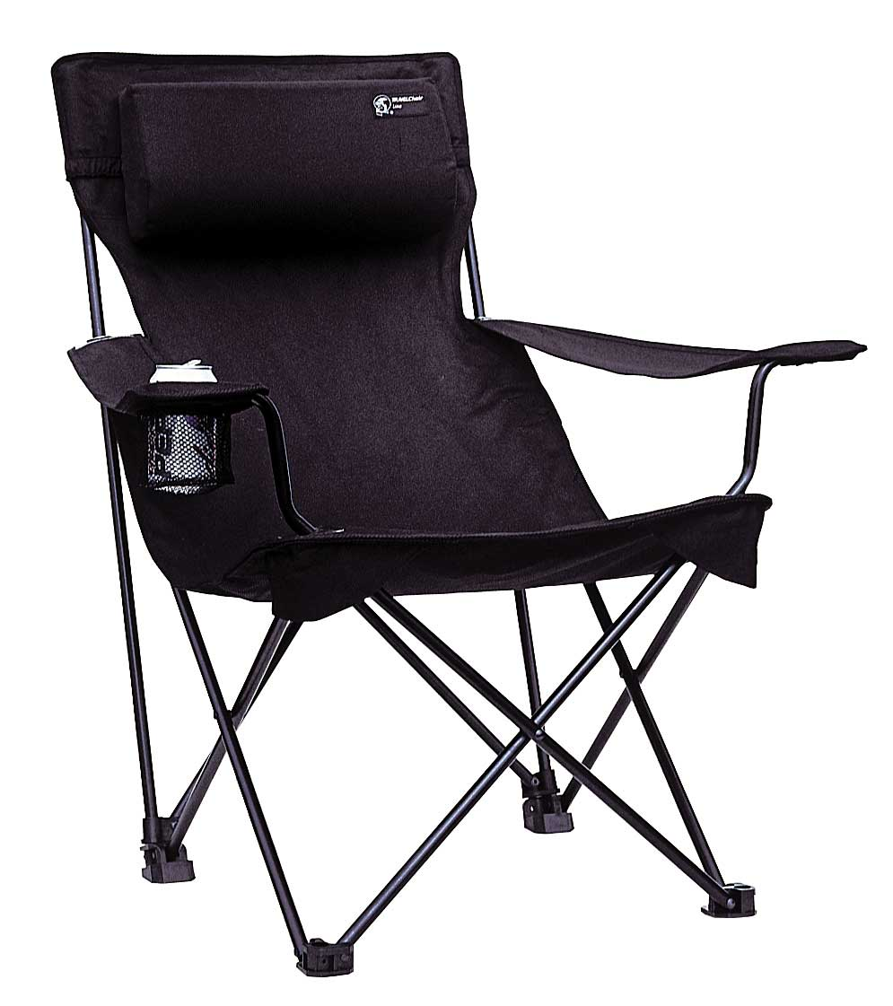Travel Chair Bubba Chair Black