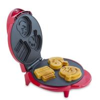 Smart Planet Wm6S Snoopy And Charlie Brown Waffle Maker