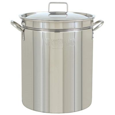Bayou Classic 24 Quart Fryer /Steamer with Lid