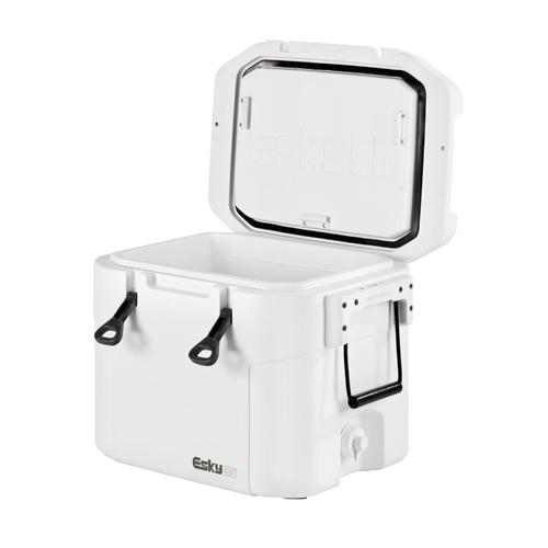Coleman Esky 55qt Cooler - Uv White 5890