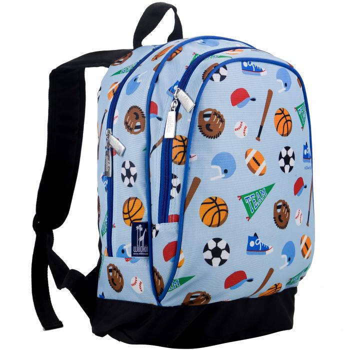 Olive Kids Game On Sidekick Backpack