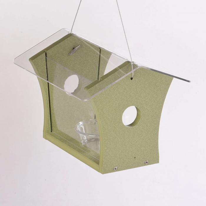 Bird's Choice Green Solutions Bluebird Feeder