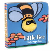 Chronicle Books Little Bee Finger Puppet Book