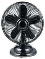 Optimus 12 Inch 3 Speed Antique Color OscillatingTable Fan