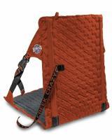 Crazy Creek HEX 2.0 LongBack Chair Copper/Slate Grey