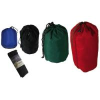 "Equinox Bilby Stuffsack 12"" X 24"" Red"