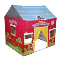 Pacific Play Tents Little Red Schoolhouse Playhouse Tent