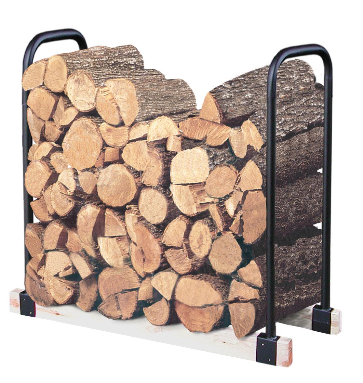 Landmann Kd Adjustable Firewood Rack 32mm Tube