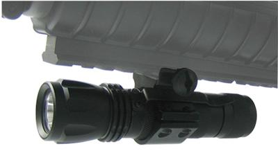 NcStar 3W LED Tactical Light with Weaver Ring