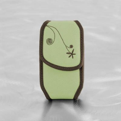 Nite-ize Tone Swipe Holster Magnetic Closure Medium- Green