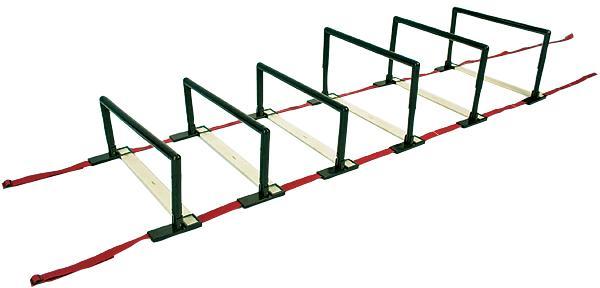 J/Fit Adjustable Step Hurdles
