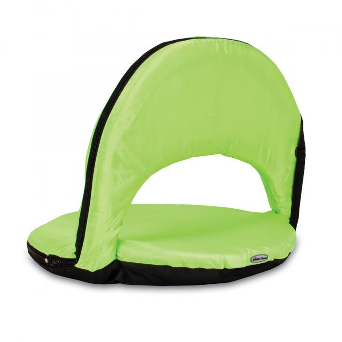 Picnic Time Oniva Picnic Seat Deluxe, Lime