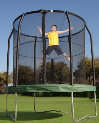 Bazoongi Kids 7.5ft Trampoline JumpPod