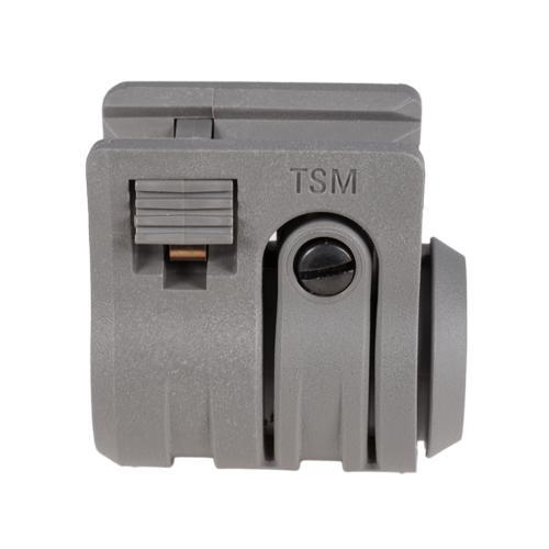 """Mission First Tactical Grey Torch Light/Laser Mount, Standard to 1"""""""