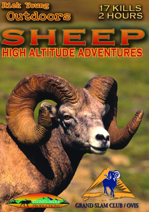 Stoney-Wolf Sheep - High Altitude Grand Slam DVD