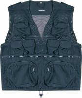 Humvee Tactical Vest - Black, XX Large