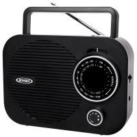 Jensen Portable AM/FM Radio - Black