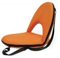 Pacific Play Tents Multi Fold Padded Seat - Orange