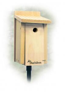 Wren / Chickadee Bird Houses by Woodlink Audubon Series