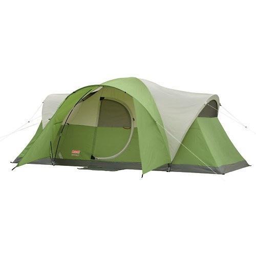 Coleman Montana 16' X 7' Tent, Sleeps 8