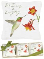 Alice's Cottage Hummingbird Gift Boxed Lavender Sachets (3 pcs)
