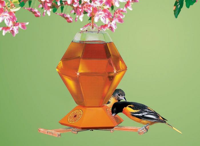 Perky Pet Oriole Bird Feeder