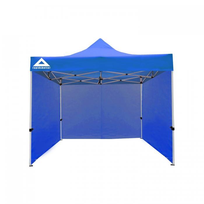 Caddis Rapid Shelter Sidewall 10x10 Royal Blue