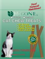 N-bone Chew Treat Cat Bag
