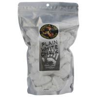 Plain White Chalk Loose