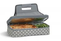 Picnic Plus Entertainer Hot & Cold Food Carrier - Mosaic